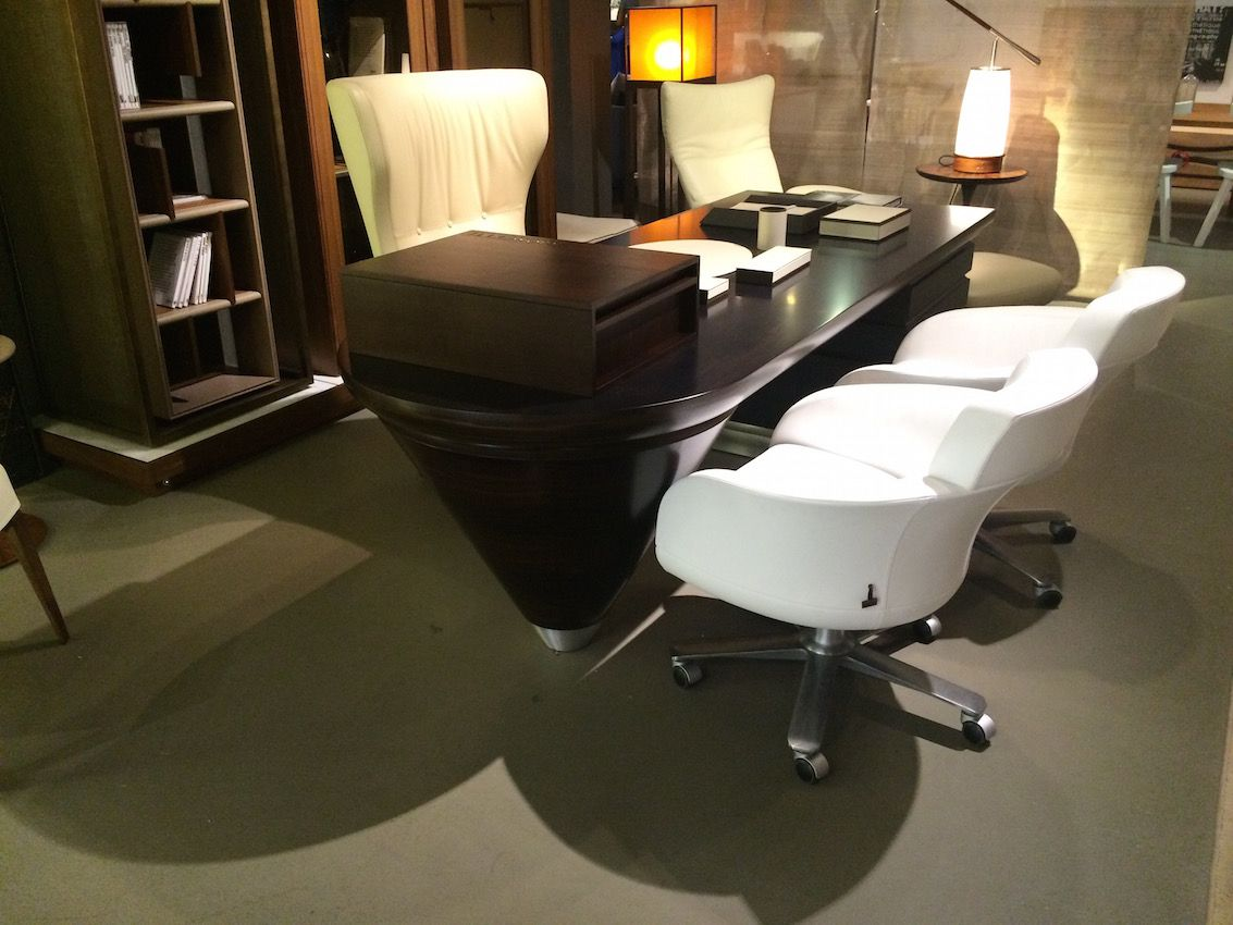 Scriptor Executive Desk