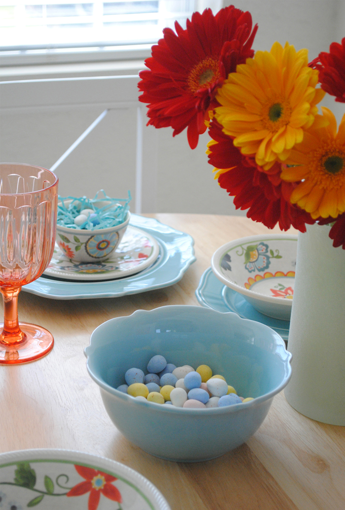 Serenity easter dishes