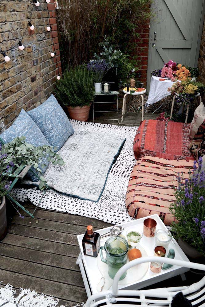 Small patio cushions