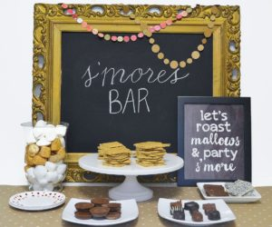 How To Frame A Chalkboard And Display It In Your Home