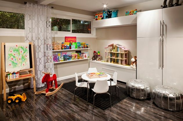 Snazzy Playroom