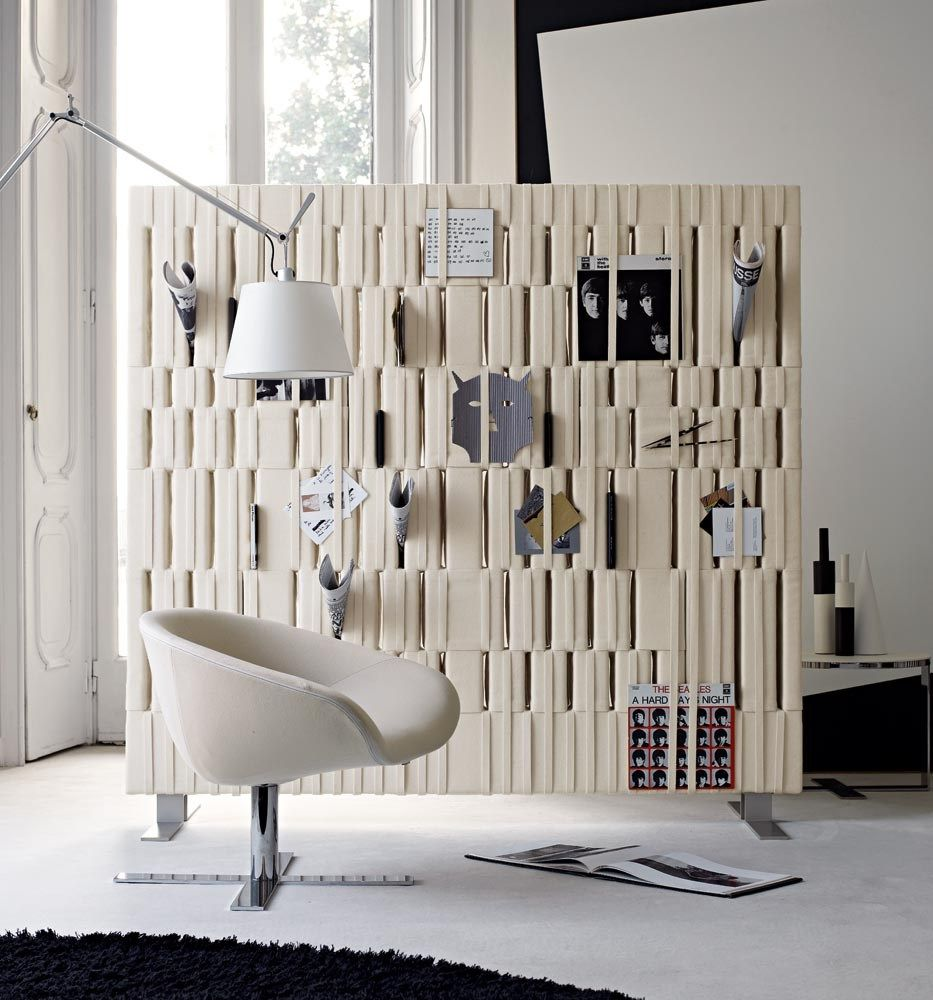 room dividers that set boundaries in style. Black Bedroom Furniture Sets. Home Design Ideas