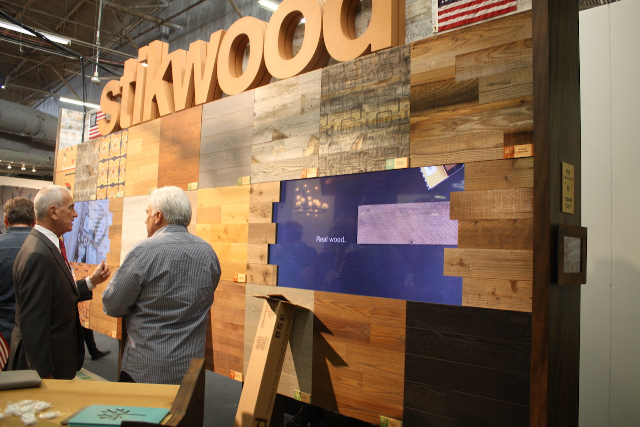 Stikwood Booth