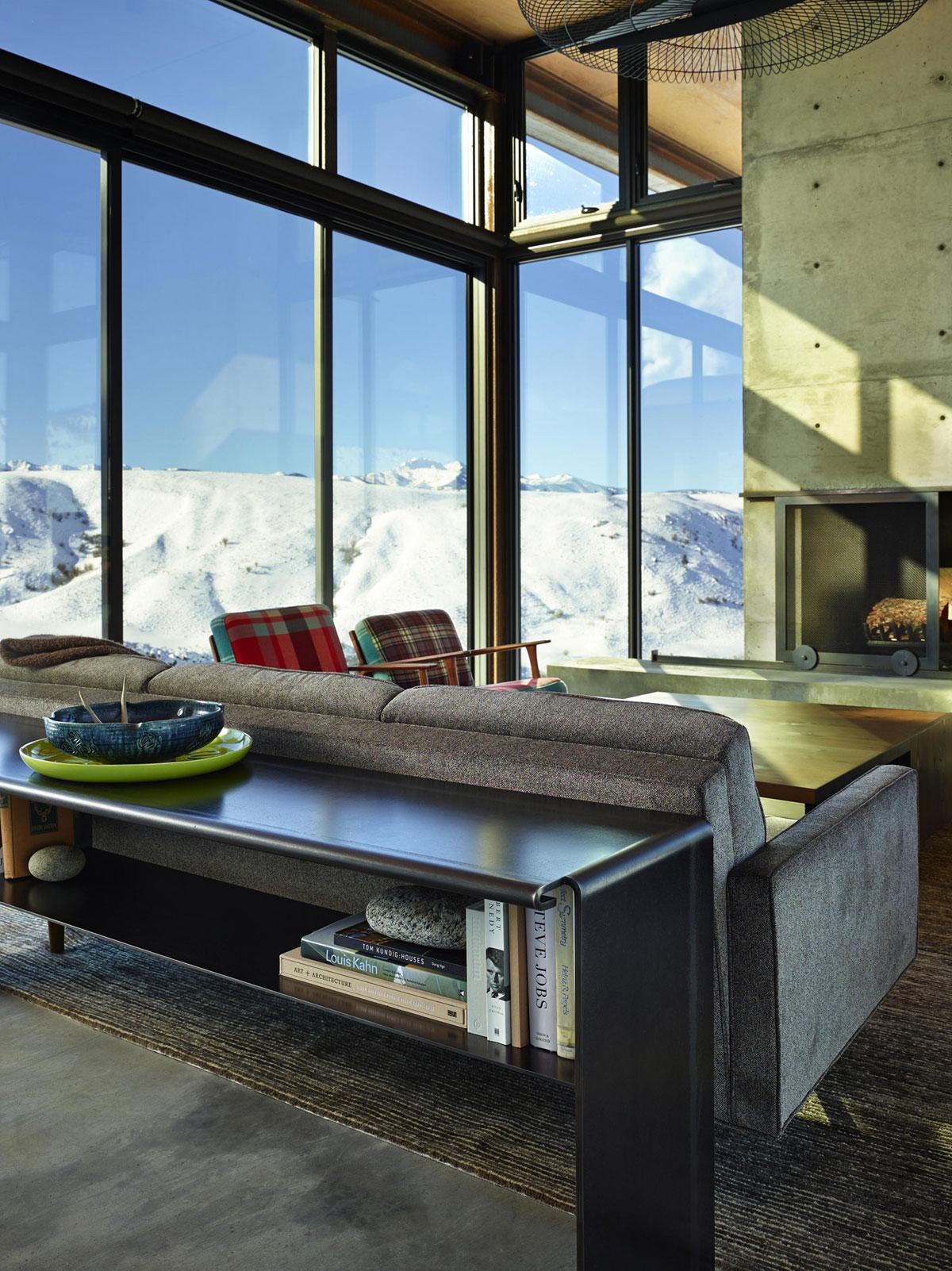 Studhorse residence social area sofa