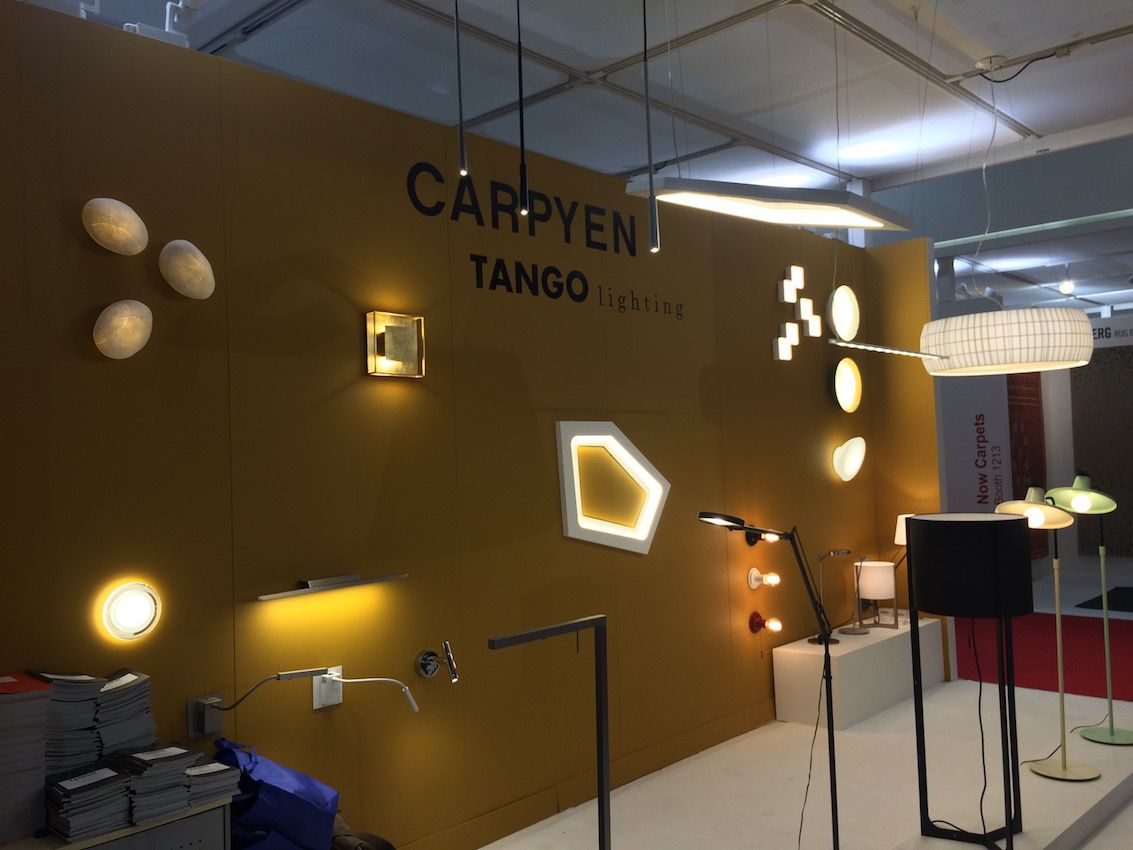 Tango lighting for modern spaces
