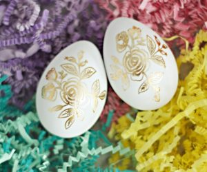 20 Ways to Decorate Easter Eggs Without Dye