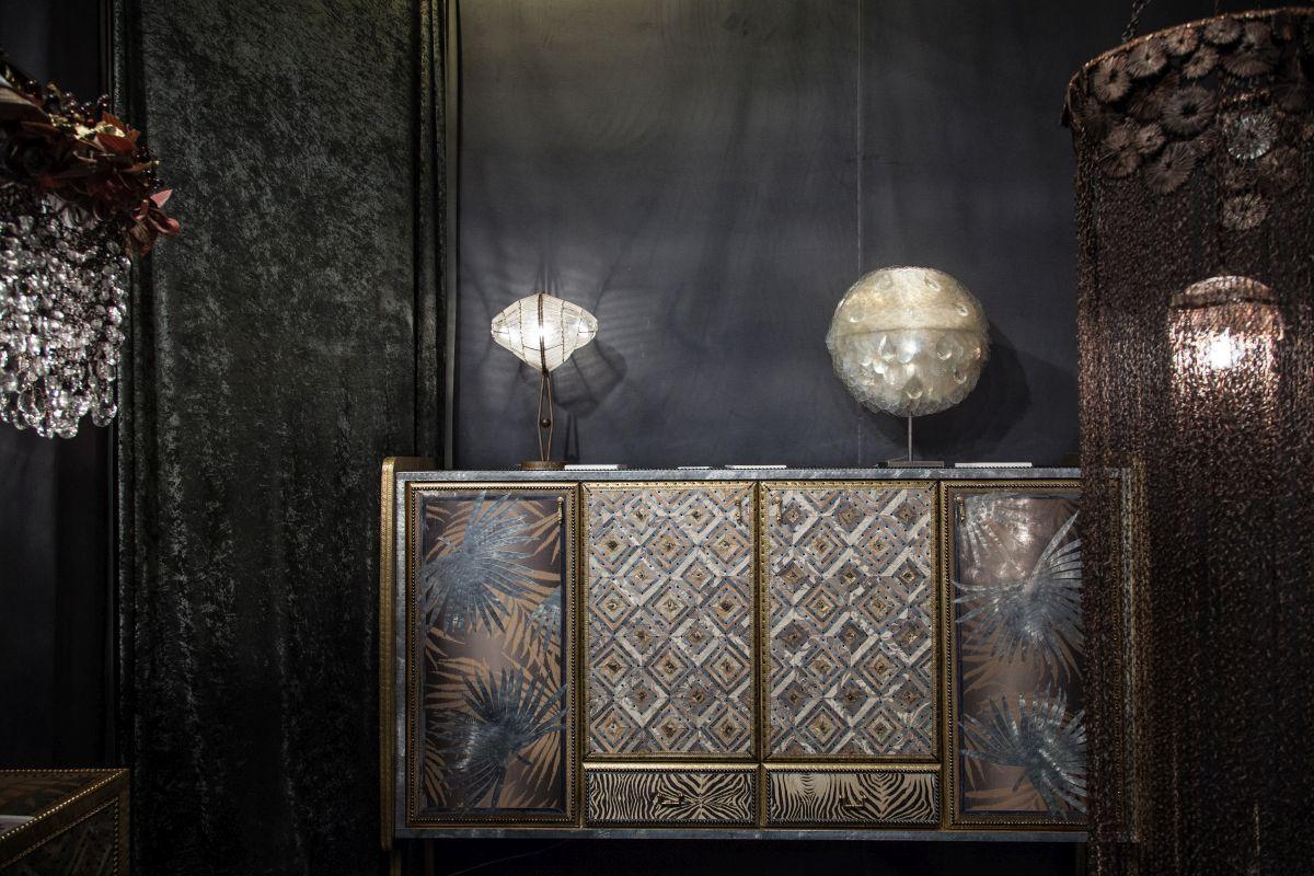 Unique furniture - delon cabinet