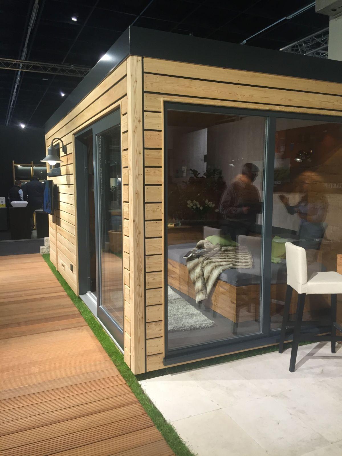 Wärmegrad sauna design