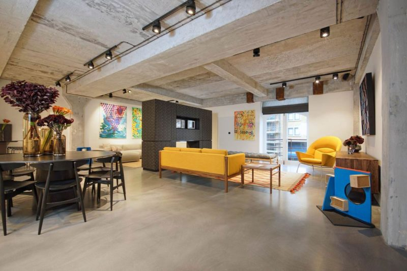Luxurious Apartment Renovated With Eco-Friendly Materials