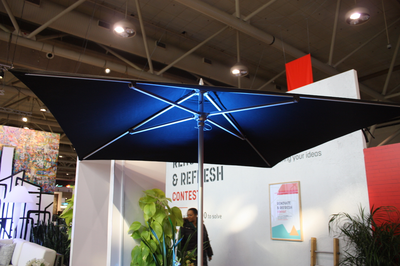 andrew richard lighted umbrella