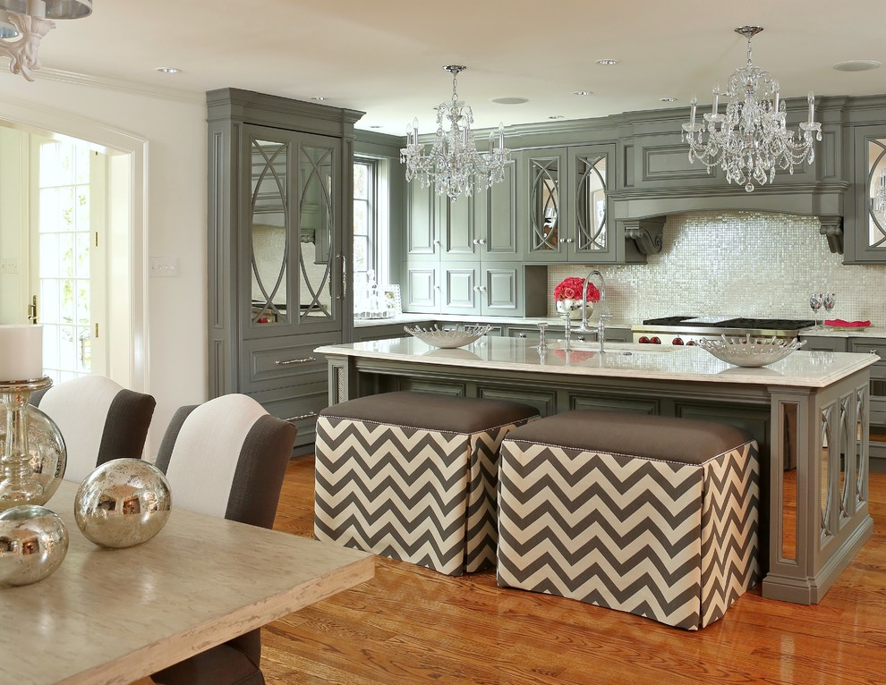 chevron stools for kitchen island