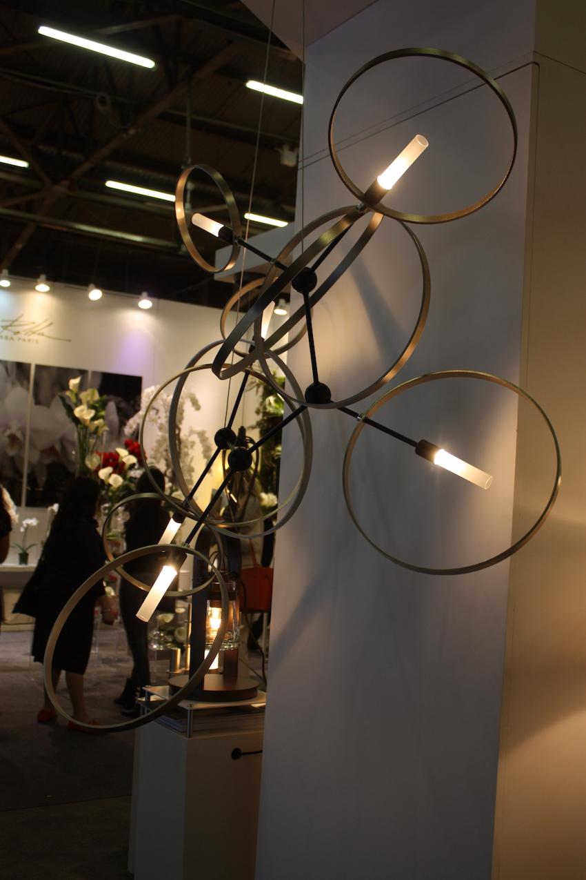 hubbardton chandelier