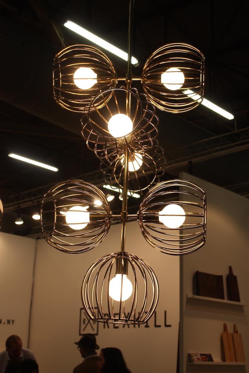 iacoli ball chandelier