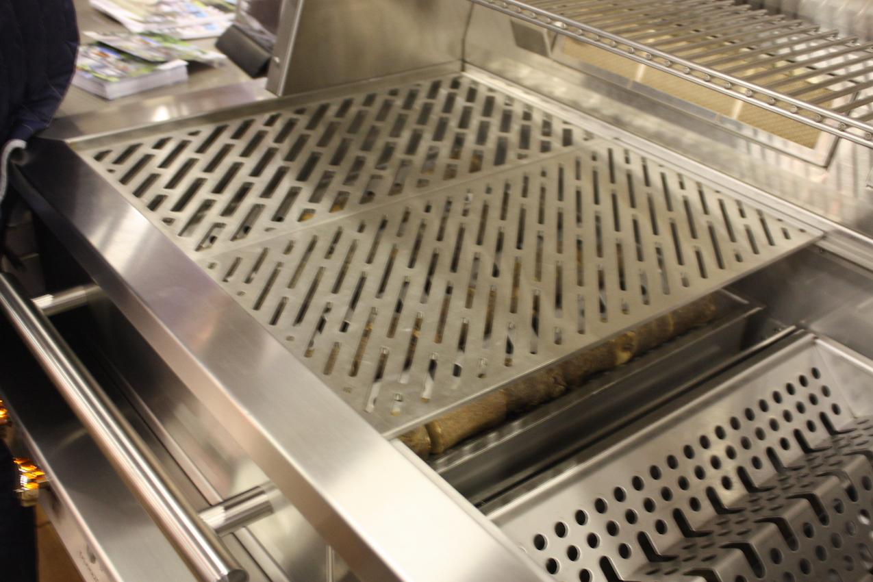 kalamazoo dual grill