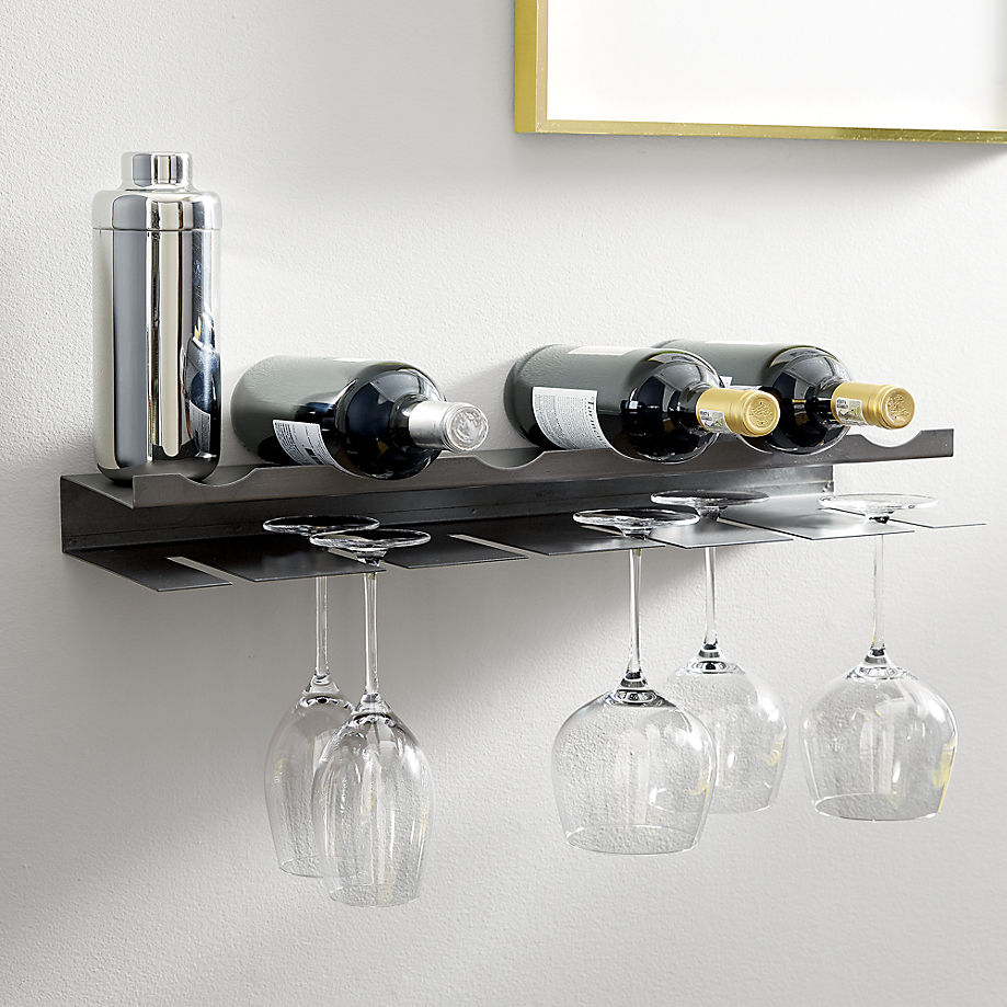 luna wine-stem rack