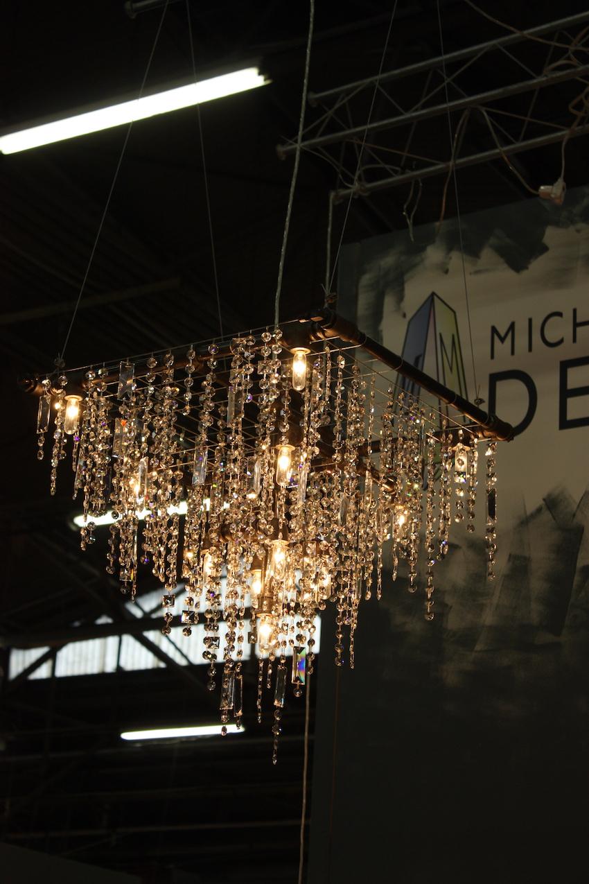 mcHale chandelier