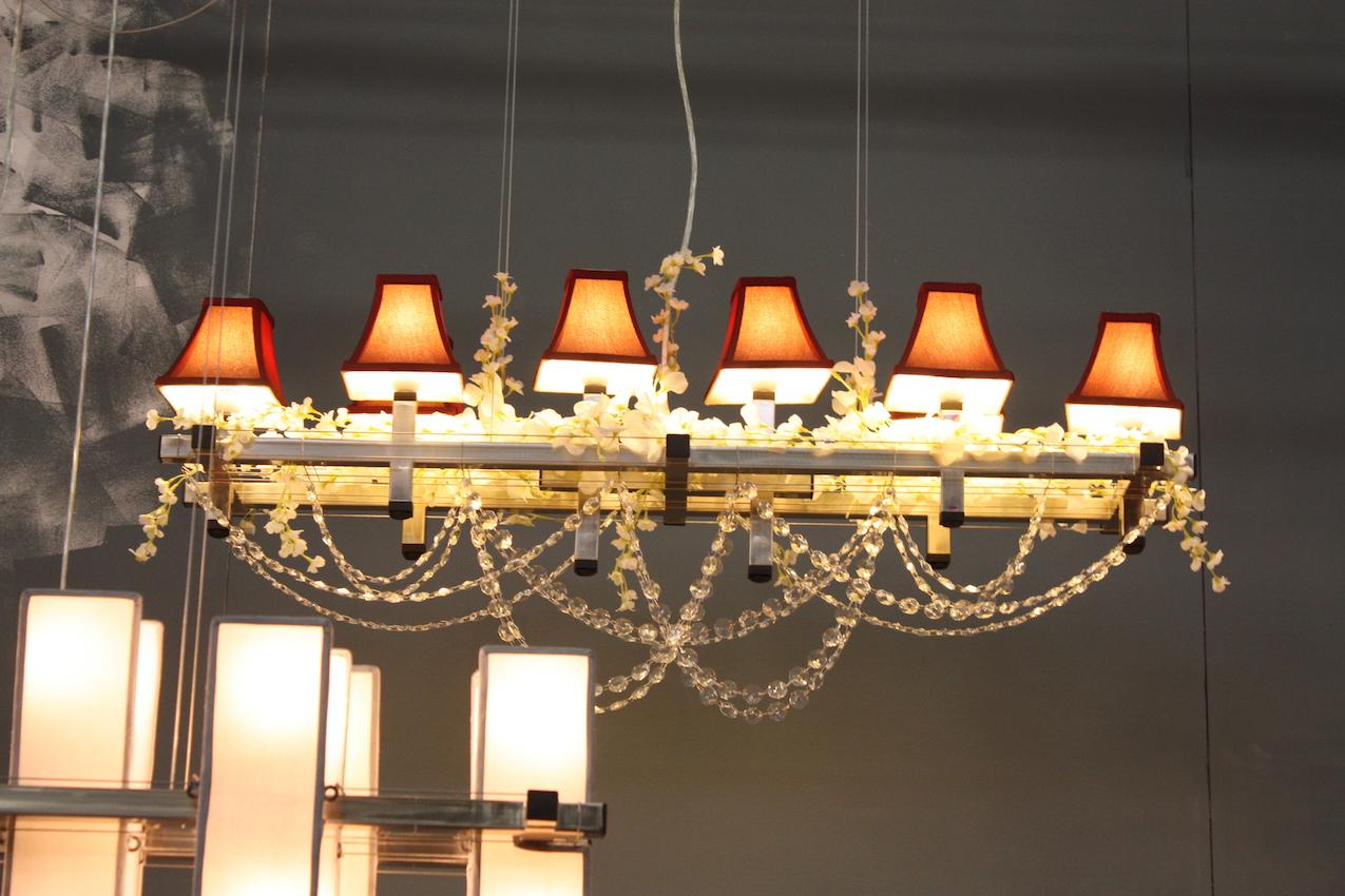 mcHale lantern chandelier