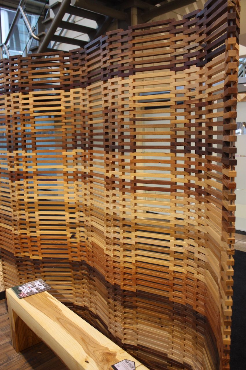 ontario wood screen