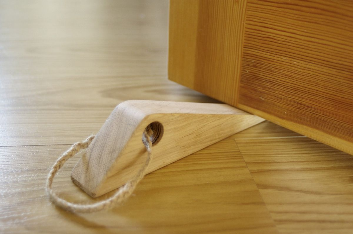 DIY Door Stop Designs Your Home Needs Right Now