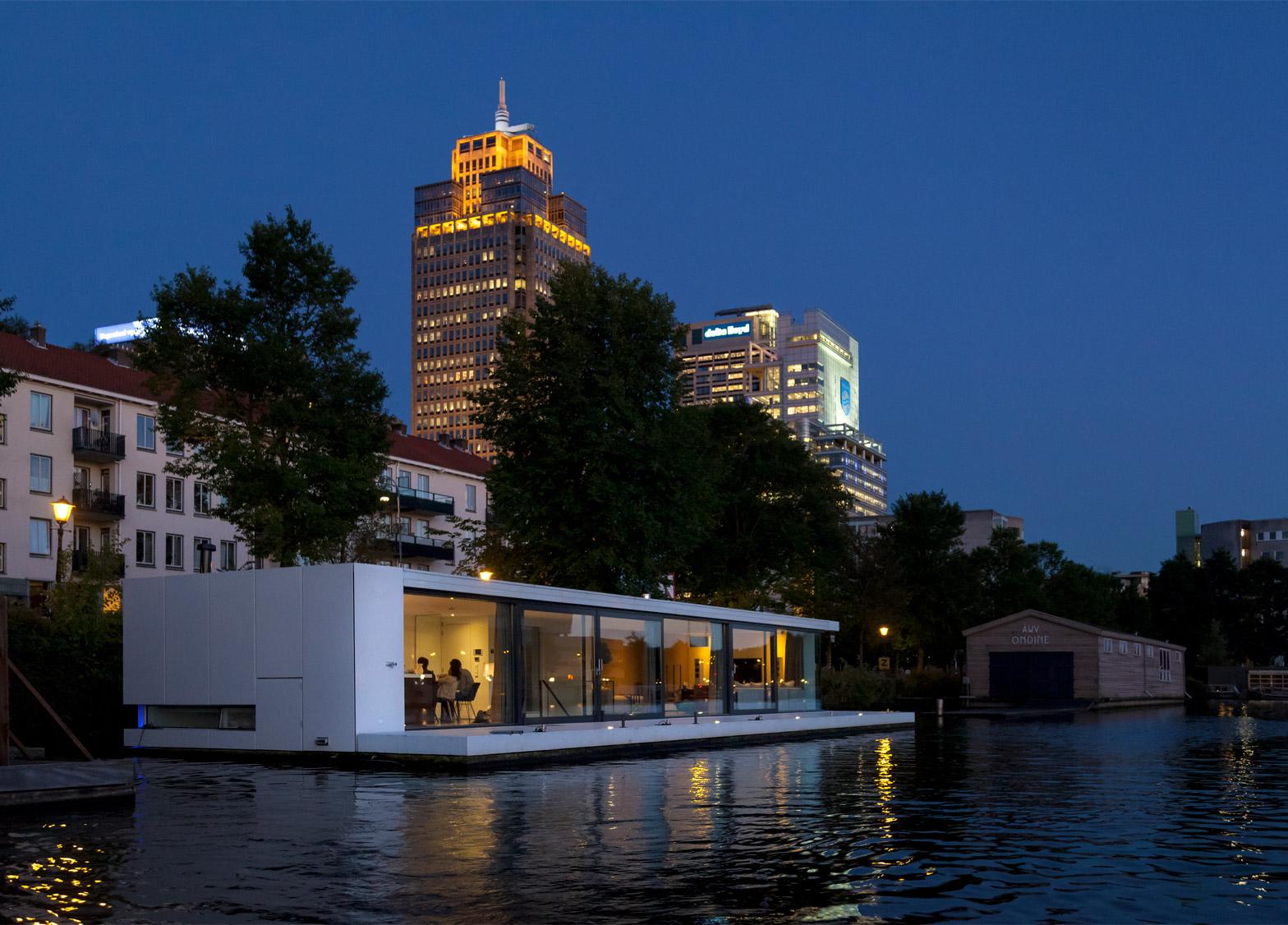 Amsterdam's river Amstel