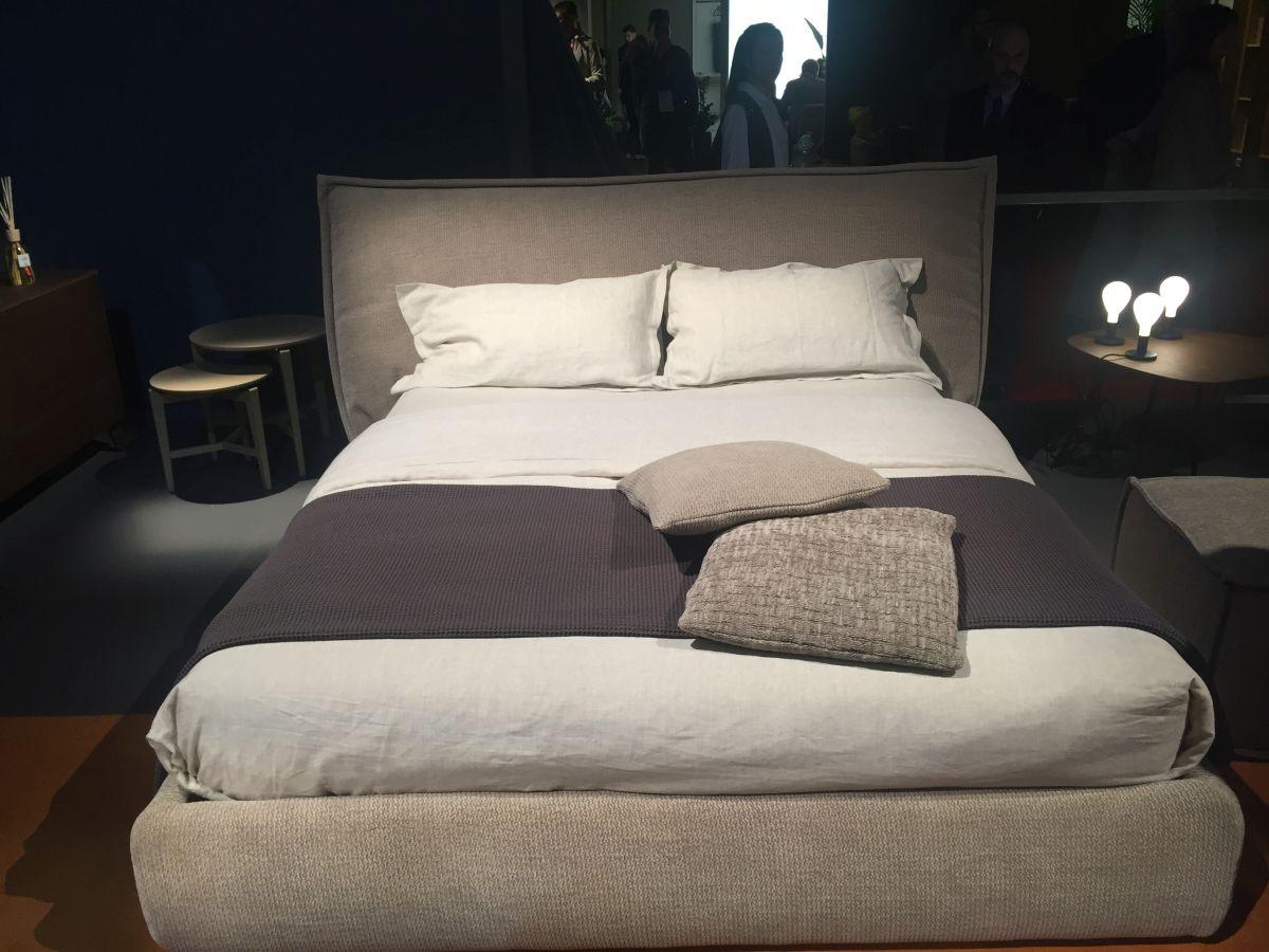 Bedroom we love in grey and bedding