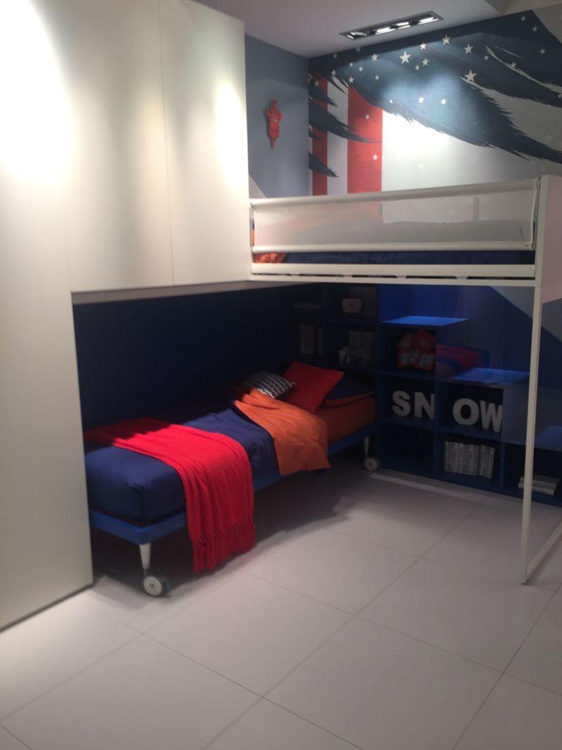 Boys themed room design