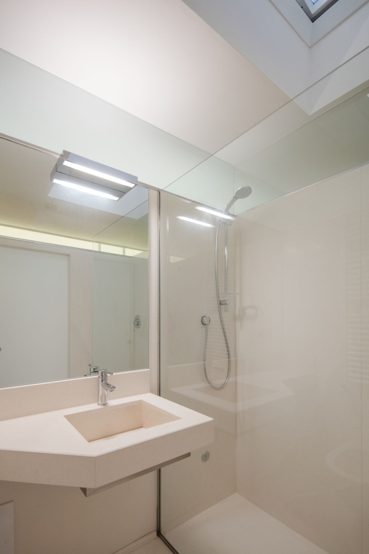 Casa nel Bosco bathroom shower