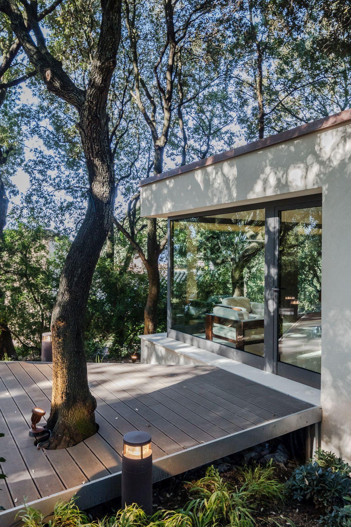 Casa nel Bosco preserved nature