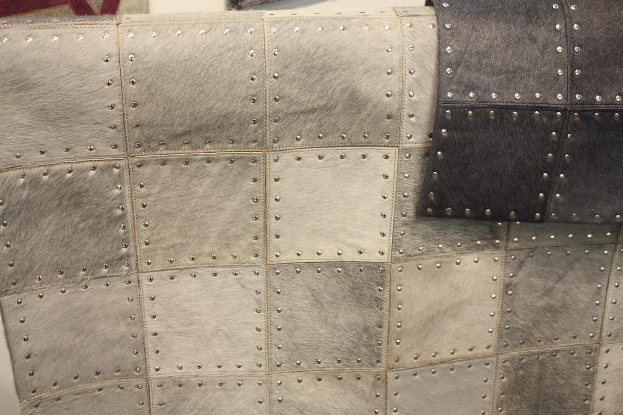 Castellux gray rug