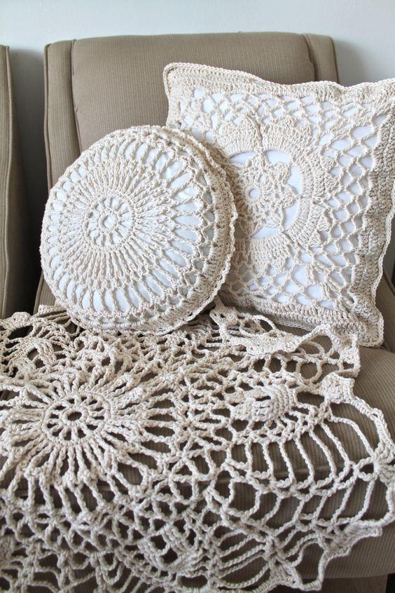 Crocheted Bits