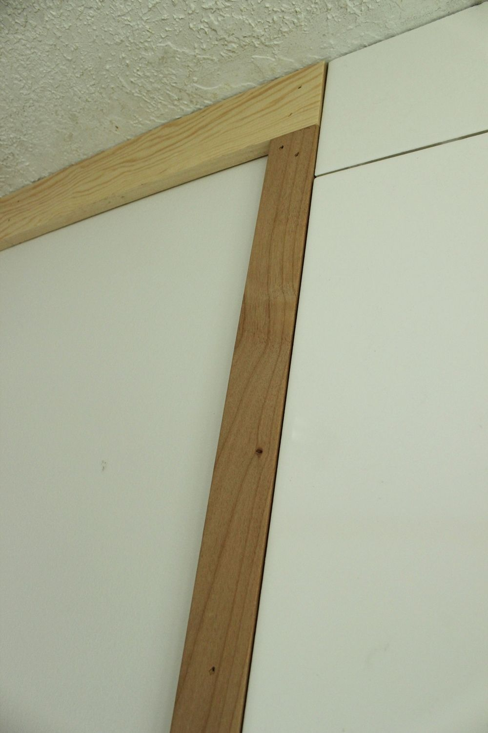 DIY Board and Batten - project