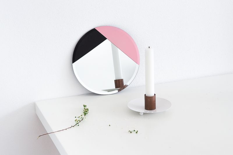 DIY Design Inspired Mirror