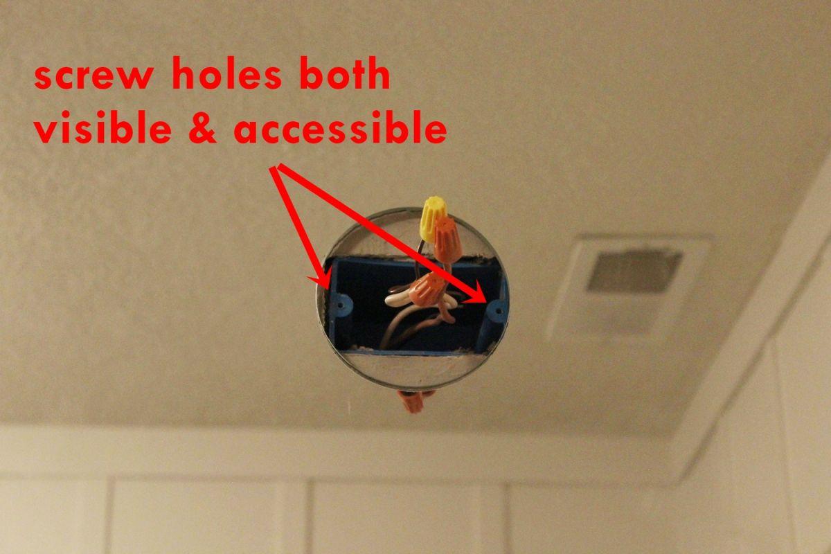 DIY Prof Install Mirror- holding mastic