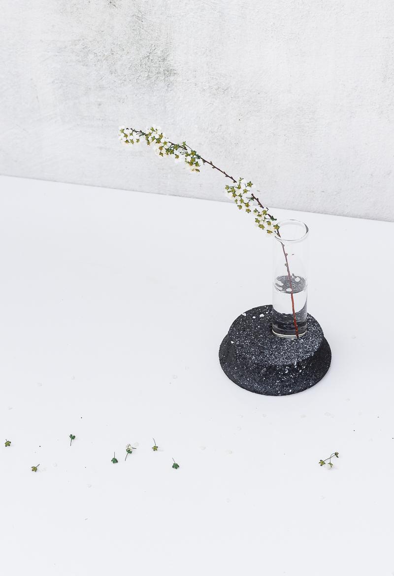 DIY Single Splatter Vase Craft