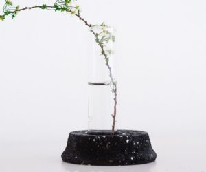 DIY Single Splatter Vase