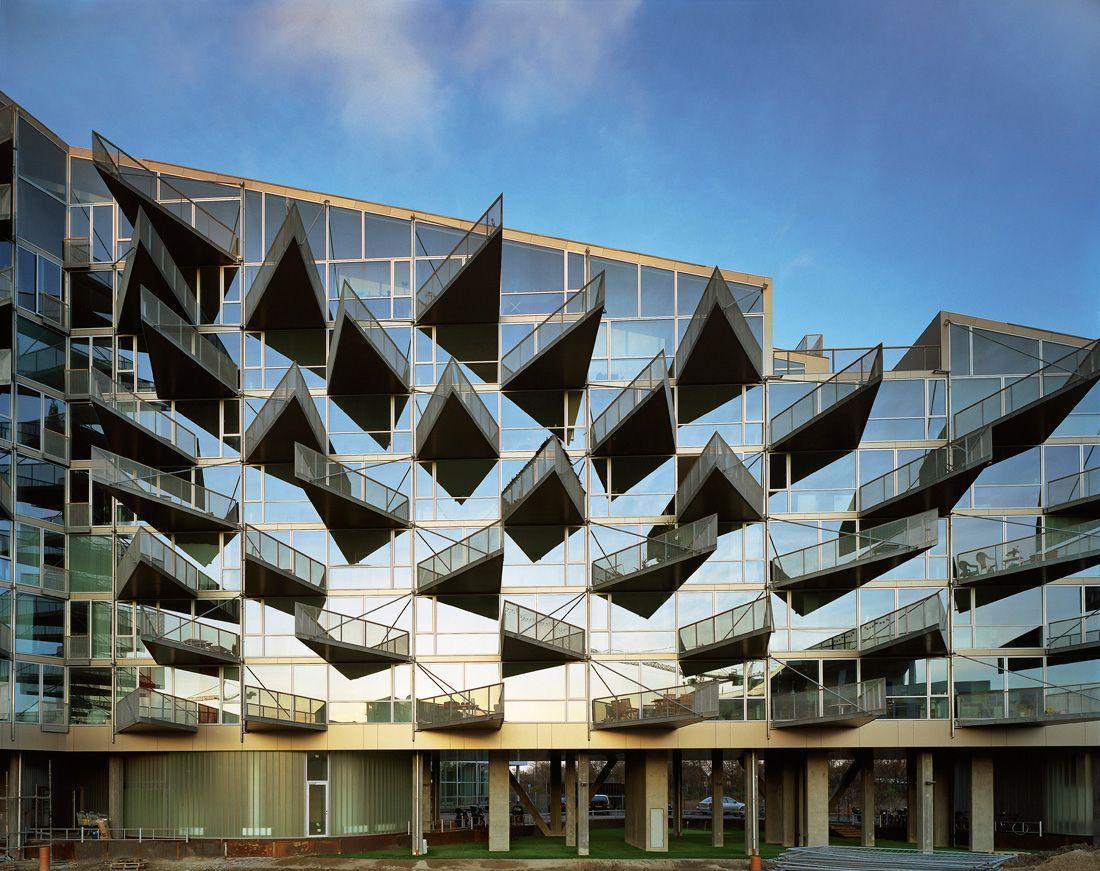 Denmark - Copenhagen - Orestad - VM Houses 03