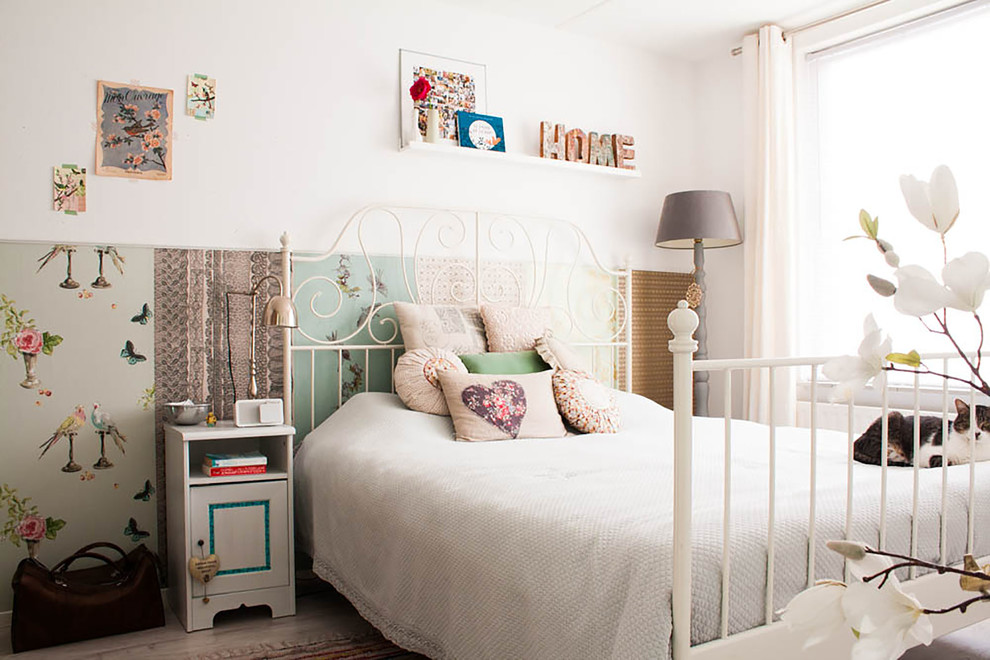 Original Headboards delicate bedroom with one of these 40 feminine headboards