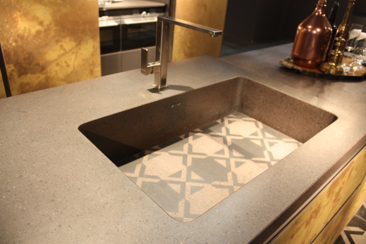 Elam printed sink
