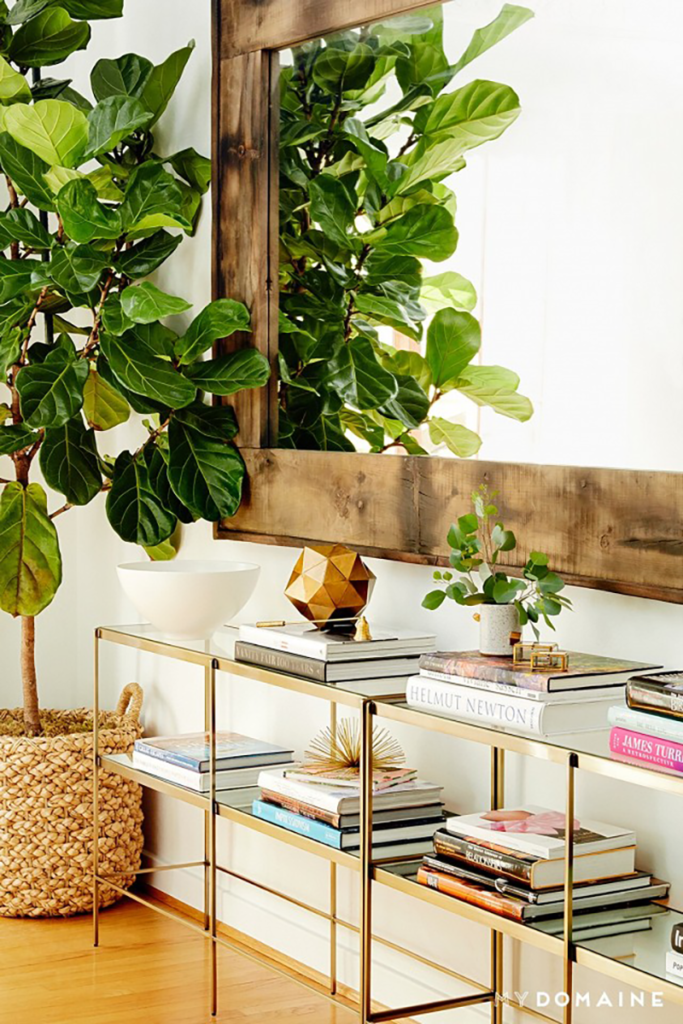 30 Tips For Styling Your Entryway Table - Things To Put On Entryway Table
