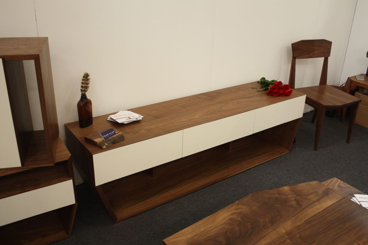 Furniture with earth colors for living