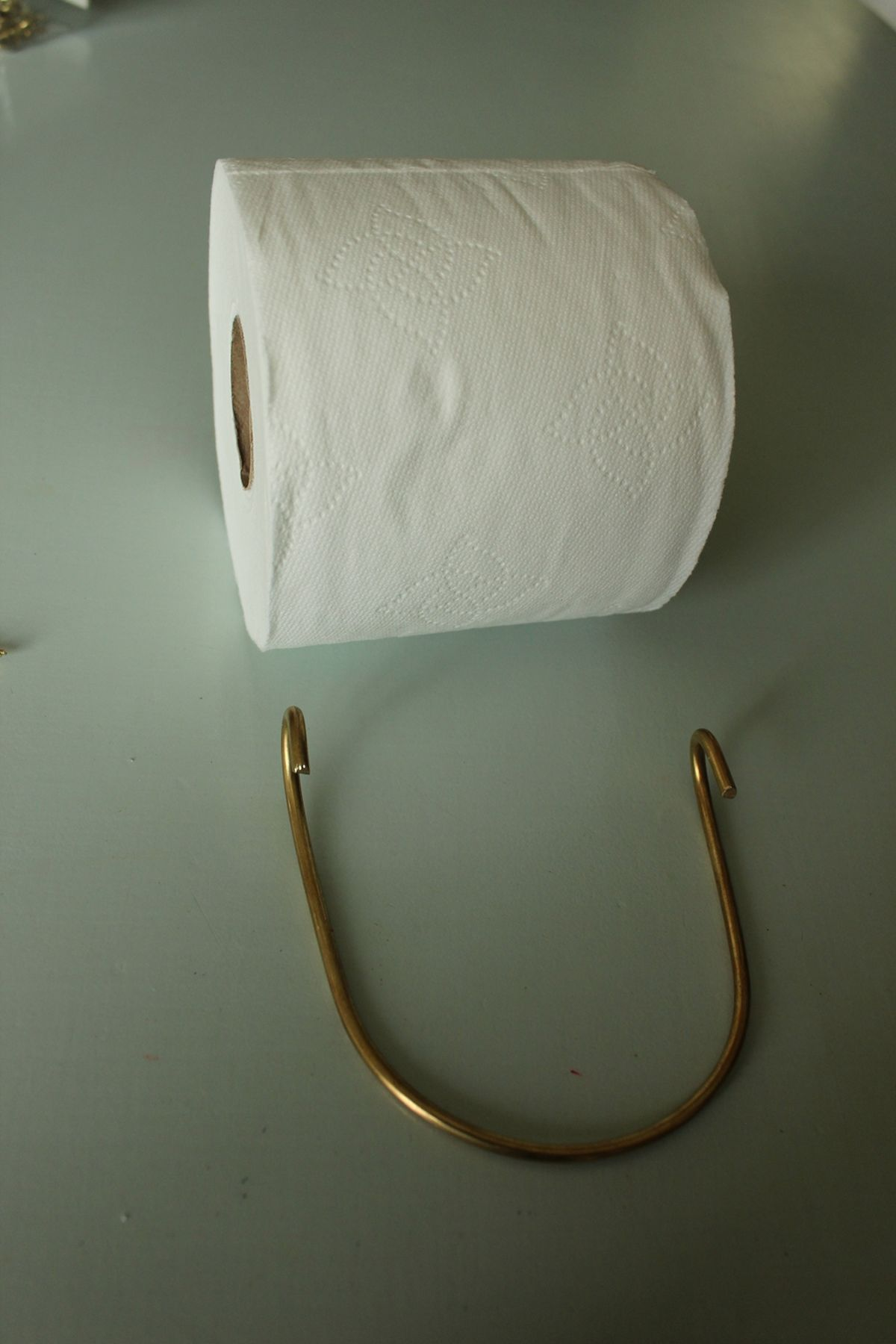 Grab a roll toilet paper