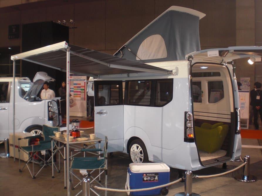 Honda camping open