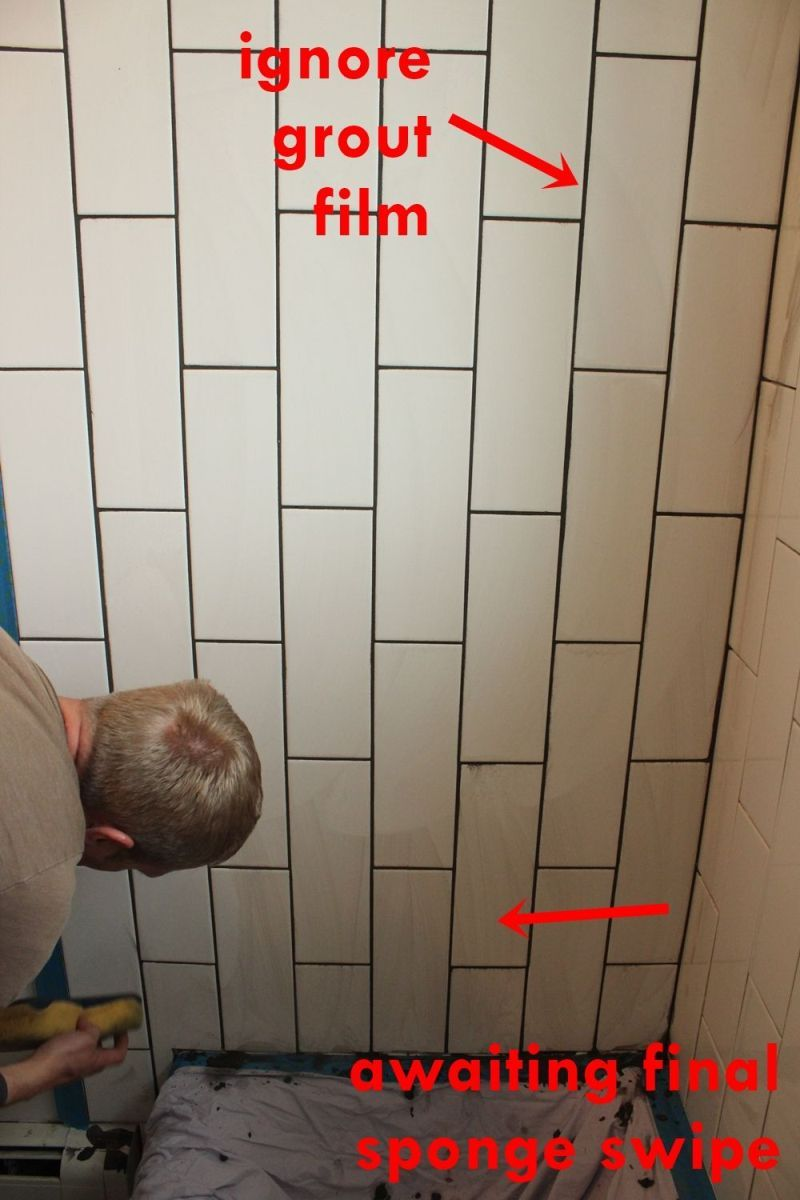 Ignore trim grout