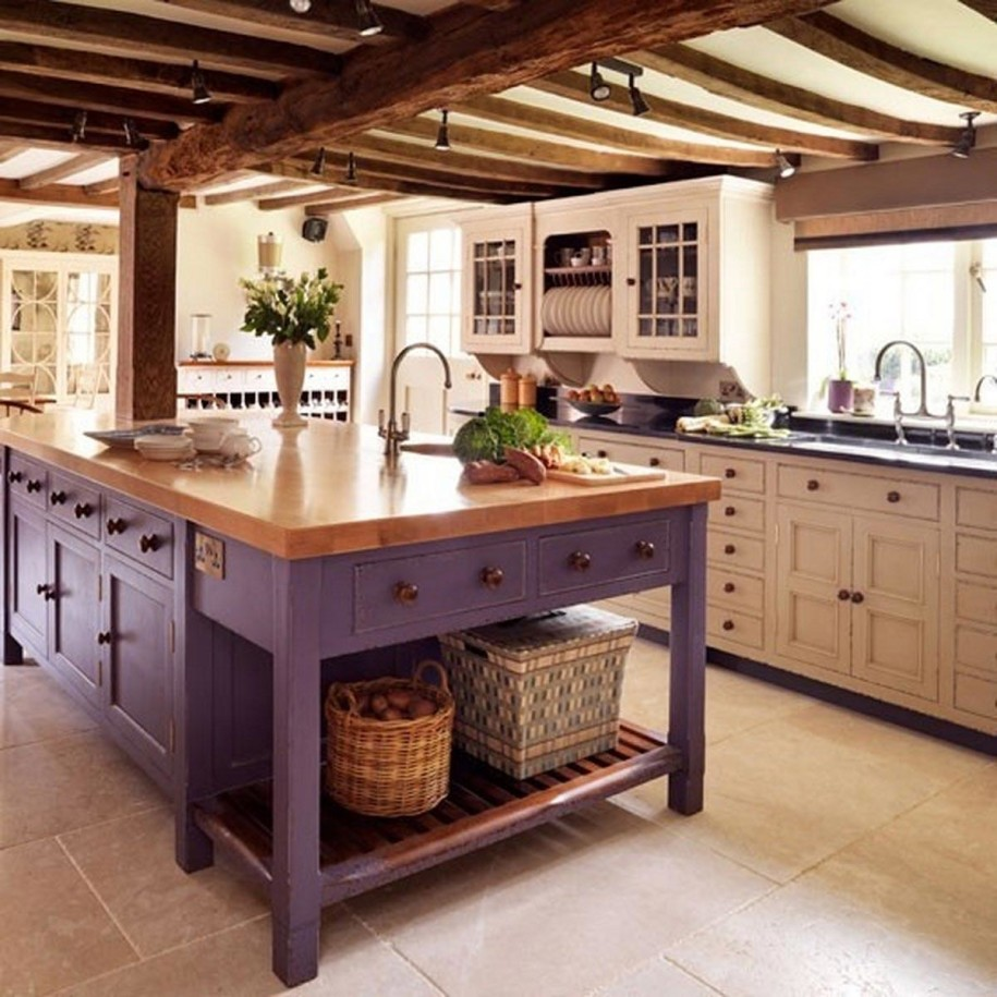 Kitchen Island Drawers View In Gallery