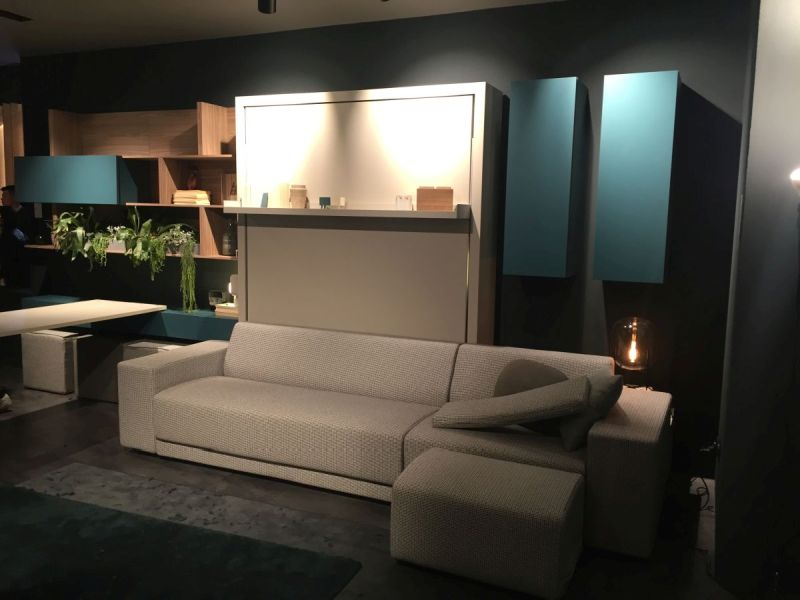 Living room that can be turned into a kids room