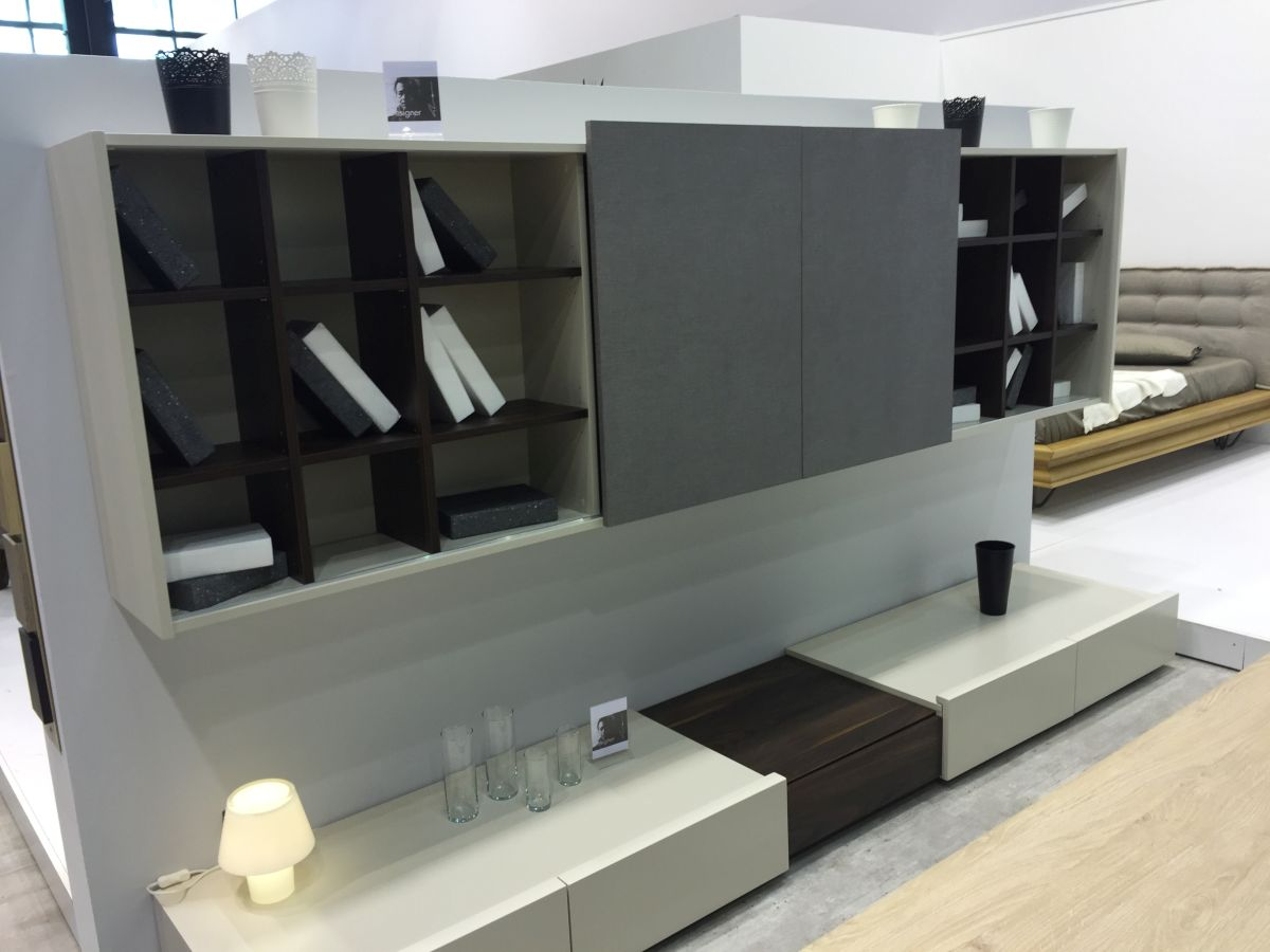 Low Media Console