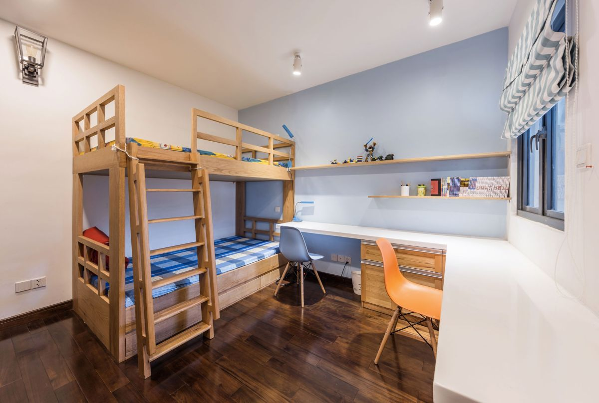 ML Apartment kids room