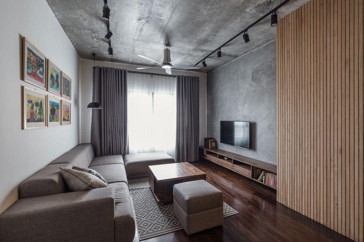 ML Apartment living space
