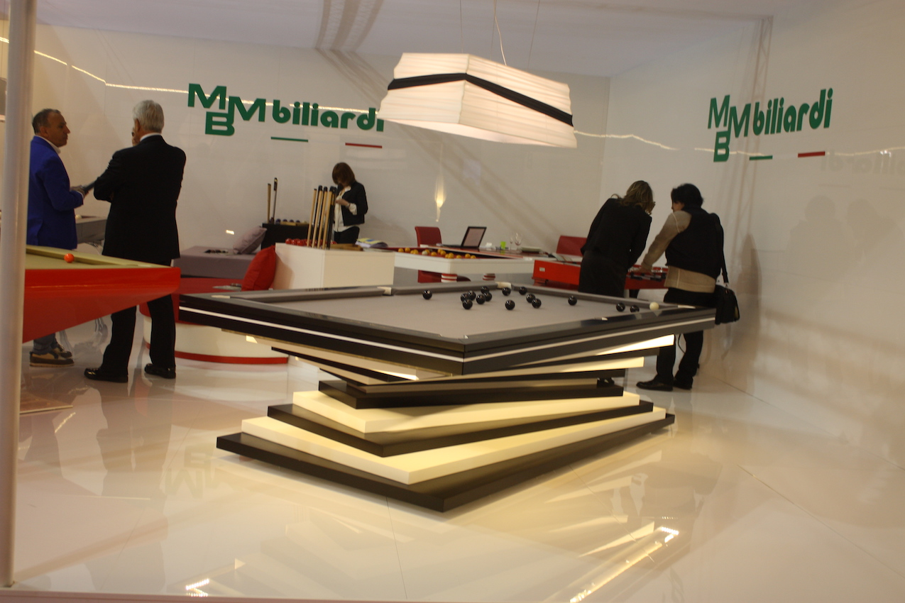 MMB Billiard stack table