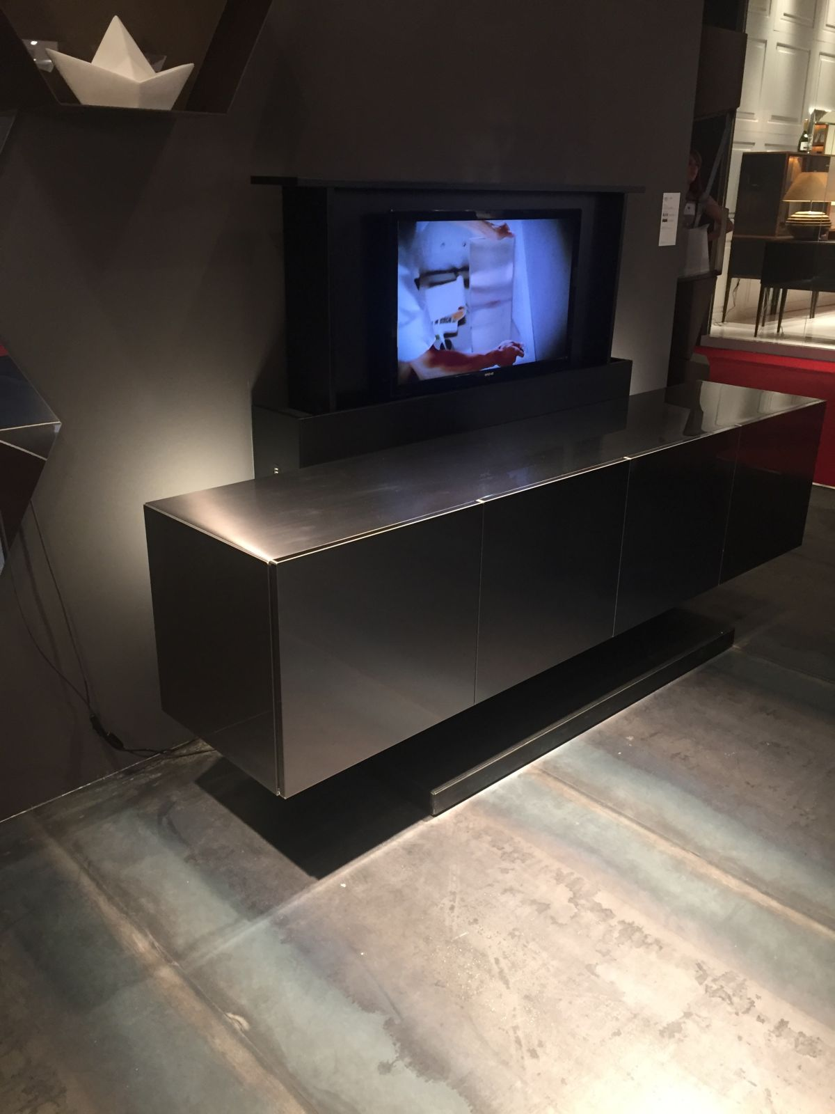 Tv Unit Design Wall Tv Unit Design: Modern Wall Unit Designs Gone Beyond The Obvious